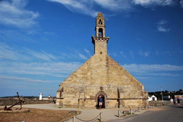 Seefahrerkapelle Rocamadour Camaret Sur Mer