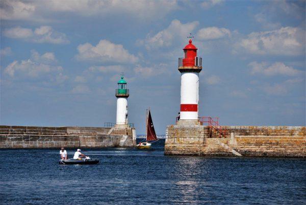 Hafeneinfahrt Port Tudy