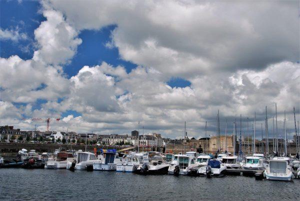 Concarneau Hafen