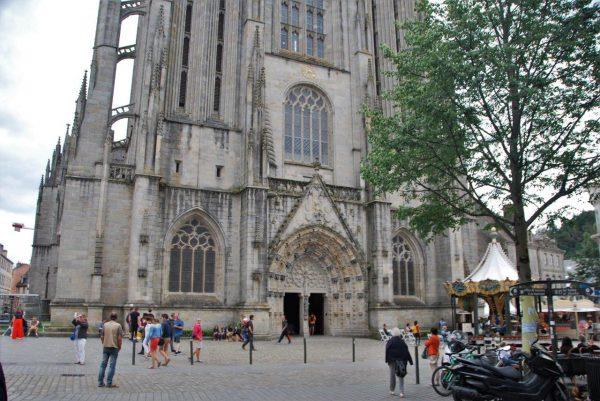 Kathedrale Quimper