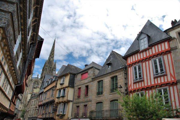Quimper Altstadt 4