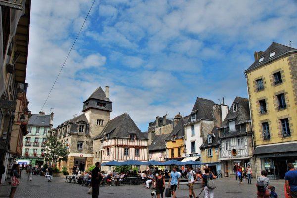 Quimper Altstadt 6