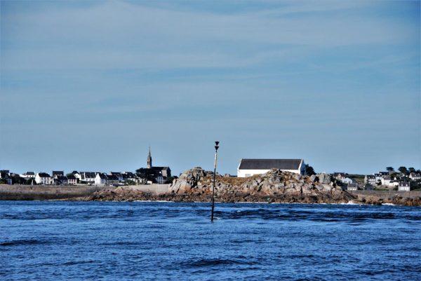 Innenfahrwasser zwischen Roscoff und Ile de Batz 2