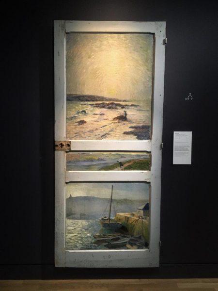 im Museum von Pont Aven
