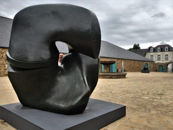 Henry Moore Ausstellung 1