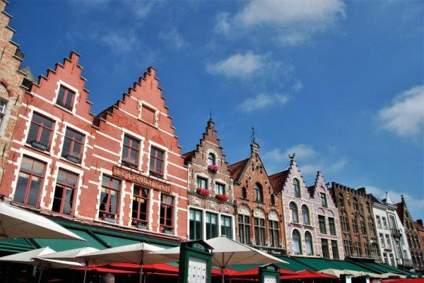 Brügge Marktplatz 1