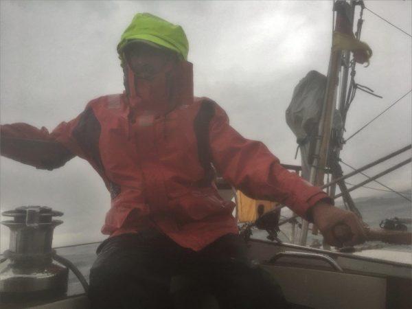 Segeln zum Abgewöhnen: Nordseefeeling