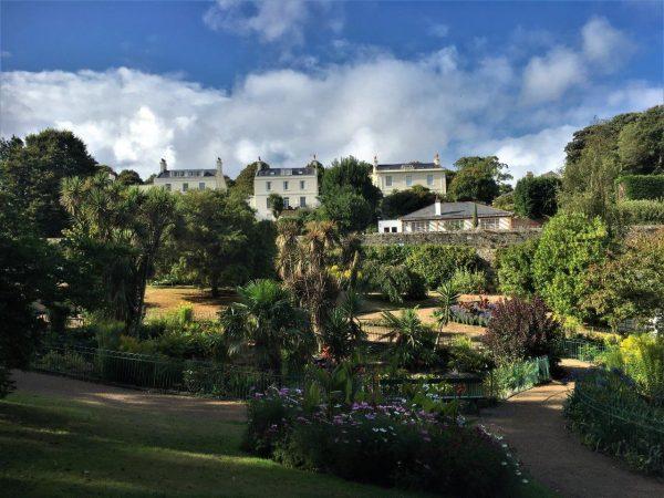 Candie Garden St. Peter Port 1