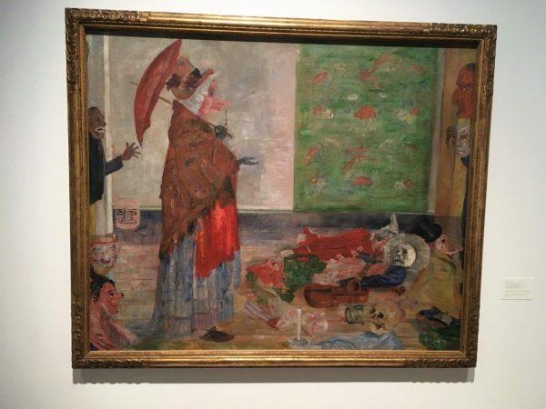 James Ensor Ausstellung