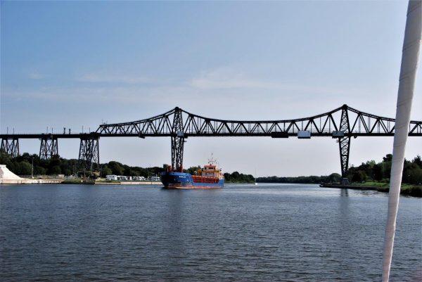 Brücke Rendsburg
