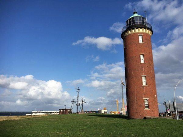 Leuchtturm und Windsemaphor