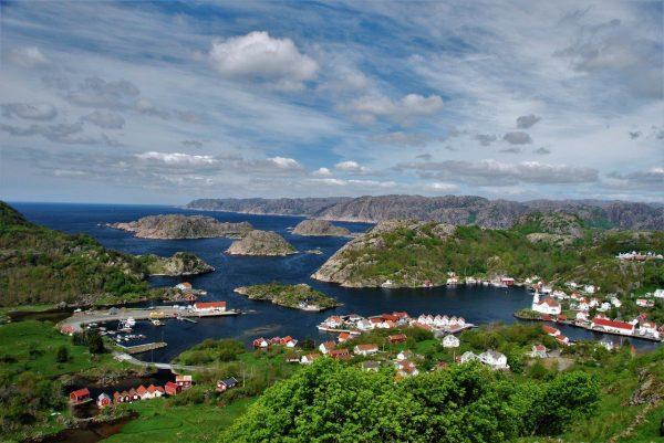 in Norwegen hätten wir gern mehr Zeit gehabt