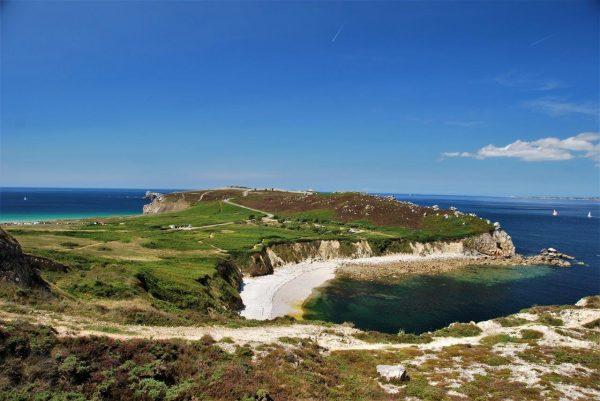 bretonische Atlantikküste