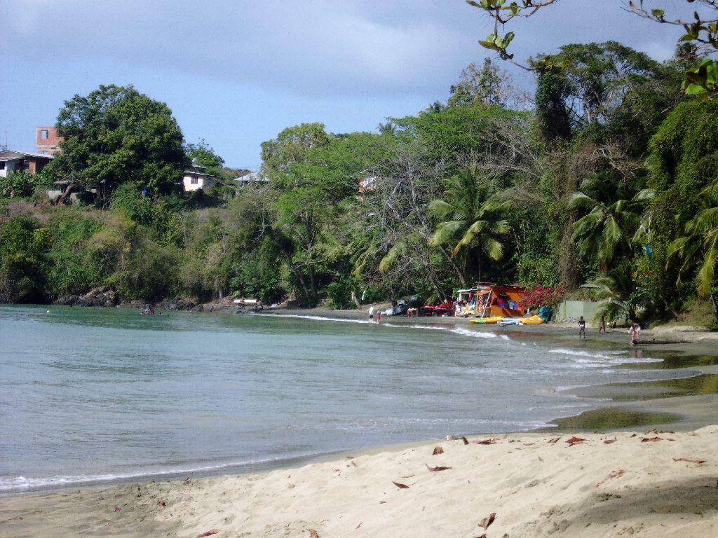 Tobago Strand